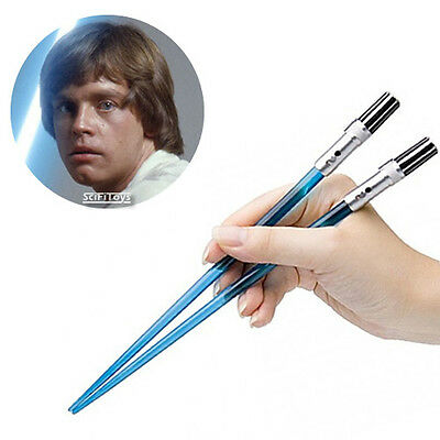 NEW Star Wars - Luke Skywalker Episode 4 Lightsaber Chopsticks (Kotobukiya)