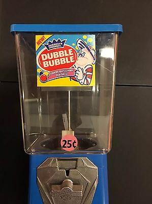 Fleer Dubble Bubble Gum Candy Dispenser Vintage
