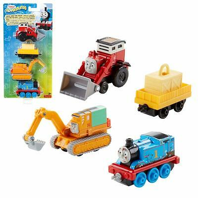 Thomas and Friends - Set Jack and the Pack - Adventures Mattel