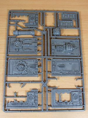 Part Used Warhammer Scenery Sprue Gothic Ruins Building Parts Sold As Seen (F-20