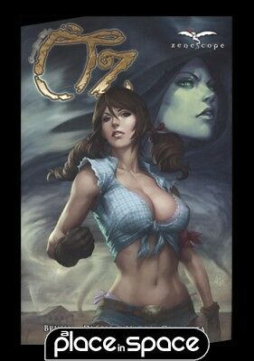 Grimm Fairy Tales Oz - Hardcover