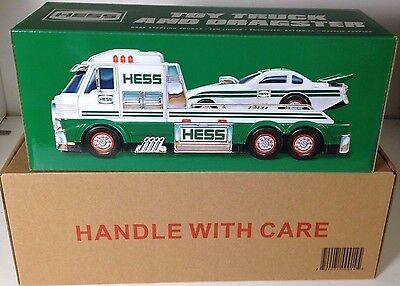 2016 Hess Toy Truck and Dragster - BRAND NEW