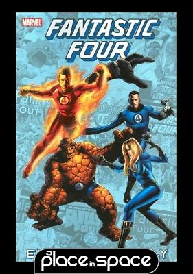 Fantastic Four Extended Family  - Softcover