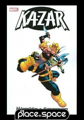 Ka-Zar By Mark Waid And Andy Kubert Vol 02 - Softcover