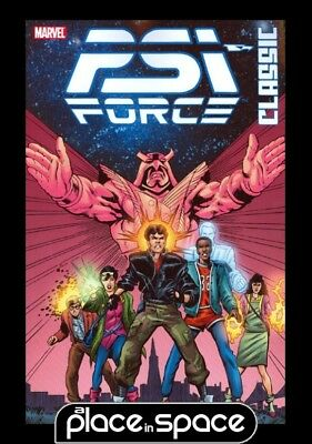 Psi-Force Classic Vol 01 - Softcover