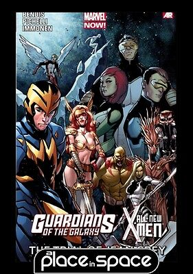 Gotg All New X-Men Trial Of Jean Grey - Graphic Novel