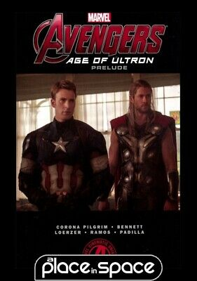 Marvels Avengers Age Of Ultron Prelude - Softcover