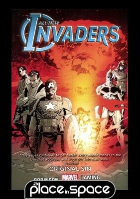 All New Invaders Vol 02 Original Sin - Graphic Novel