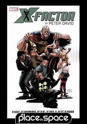 X-Factor By Peter David Vol 02 Complete Collect - Graphic Novel