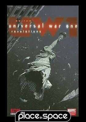 Universal War One Revelations - Hardcover