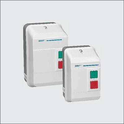 Chint - NQ3 SERIES Direct on line (DOL) Starter 5.5KW 230v Coil - NQ3-5.5P/230