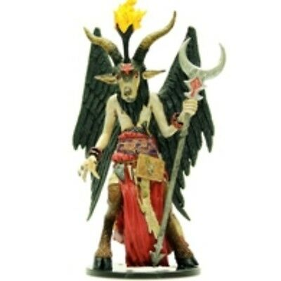Pathfinder Battles miniatures 1x x1 Baphomet Wrath of the Righteous NM