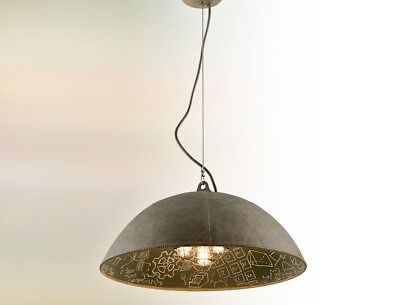 Troy Lighting Relativity 5 Light XL Pendant, Salvage Zinc / Chalkboard - F3655