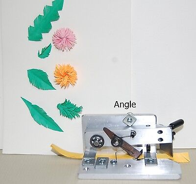 Quilling Paper Metal FRINGER  Angle Cut 45* Quilling Or General Craft Leaves