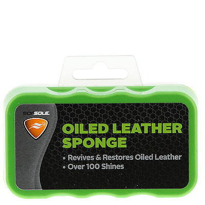 Sof Sole OILED LEATHER SPONGE Unisex Shoe Care Size - Clear