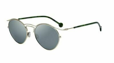 c418be3f0798 New Christian Dior ORIGINS 1 3YG T4 Light Gold Green Marble Grey Sunglasses
