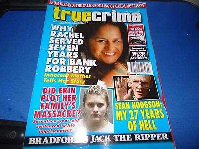 True Crime Magazine July 2009