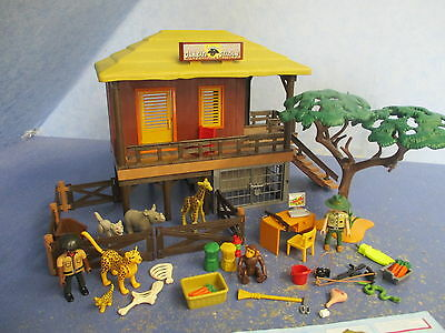 4826 Ombati Safari Afrika Sation Tiere Figuren Playmobil 9059