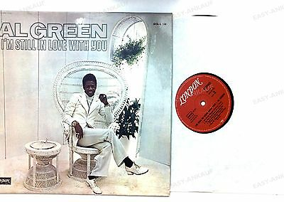 Al Green - I'm Still In Love With You GER LP 1973 //2