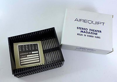 Airequipt Stereo Theater Magazine Tray - complete with white box, nice!