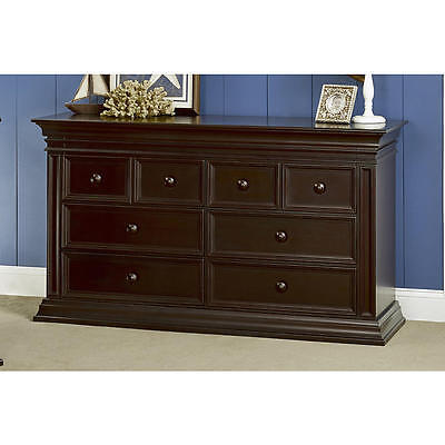 New Baby Cache Vienna 6 Drawer Dresser - Espresso Model:14843659