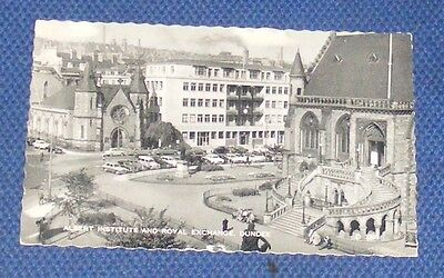 Albert Institute And Royal Exchange, Dundee - 1960