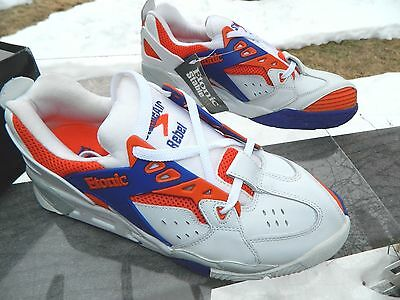 "1990's Etonic Athletic Shoes / ""Stable Air Rebel"" / US Men size: 8.5 D / Taiwan"
