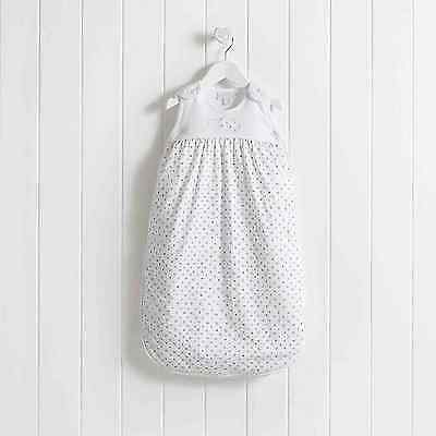 The Little White Company Aurora Sleeping Bag Tog 2.5