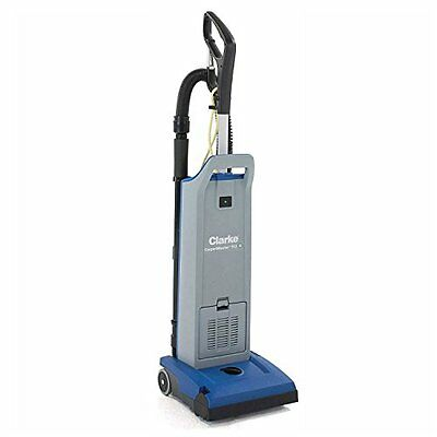 New Clarke CarpetMaster 112 Single Motor Commercial Upright Vacuum 12 Inch