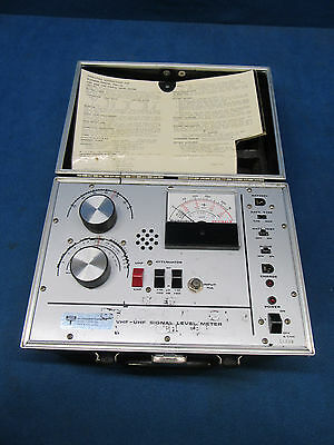 Blonder Toungue FSM-6B VHF-UHF Signal Level Meter