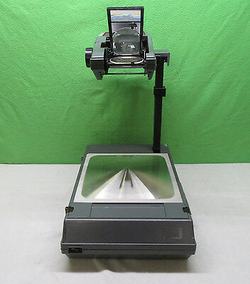 3M 2000 Overhead Projector 2000AG Professional Portable Briefcase Tested Working