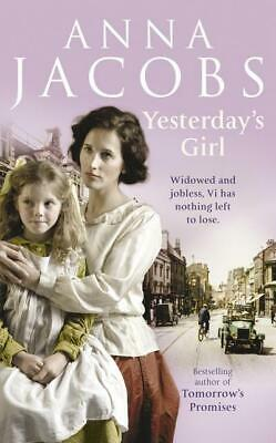 Yesterday's girl by Anna Jacobs (Paperback)