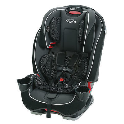 New Graco SlimFit All-in-One Convertible Car Seat - Camelot Model:24133034