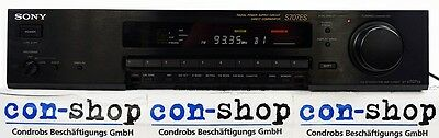 Sony FM/AM Stereo Tuner ST - S707ES, 1700490