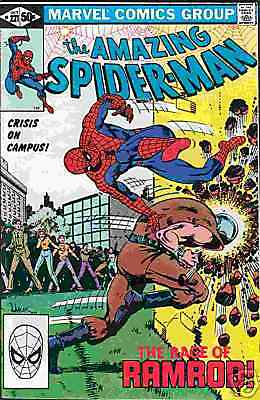 Amazing Spiderman # 221 (USA,1981)