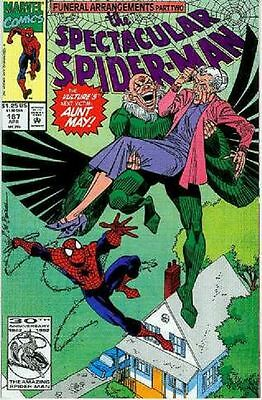Peter Parker Spectacular Spiderman # 187 (USA, 1992)