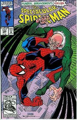 Peter Parker Spectacular Spiderman # 188 (USA, 1992)