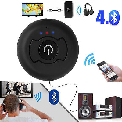3,5mm Bluetooth 4.0 Wireless Empfänger Sender Adapter Musik Audio Stereo