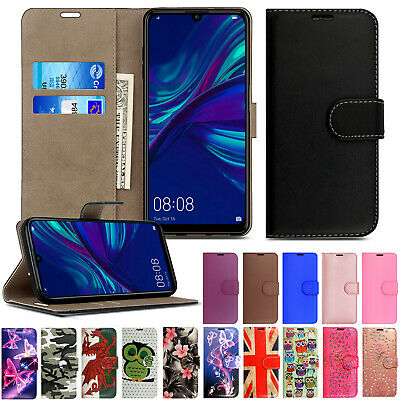 Luxury Flip Wallet Leather Magnetic Case Stand Cover For Huawei Honor Phones