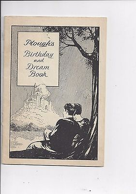 Plough's Birthday and Dream Book