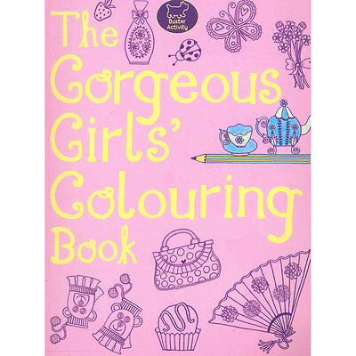 The Gorgeous Girls Colouring Book by None (Paperback), Children's Books, New