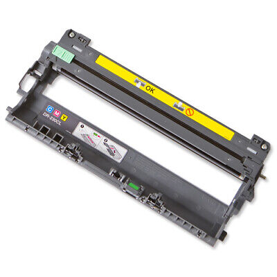 Brother 4 Colour Laser Drum Unit (Yield 15,000 Pages) Cyan/Magenta/Yellow/Black