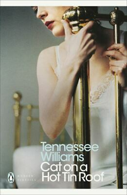 Penguin modern classics: Cat on a hot tin roof by Tennessee Williams (Paperback)