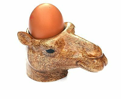 Camel Desert  China Collectable  Egg Cup by Quail Pottery Gift Boxed 54