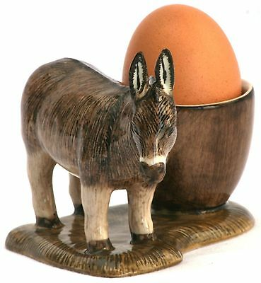 Donkey  Egg Cup by Quail Pottery Gift Boxed