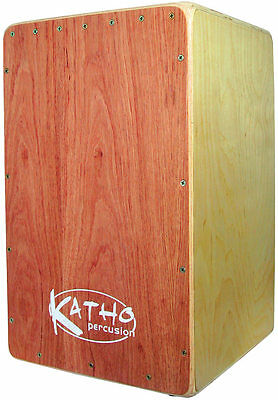 Katho BASIK CAJON. Rosewood plate Spanish-made Flamenco Box Drum. From Hobgoblin