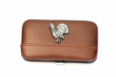 Capercaillie Design Manicure / Pedicure Set Nail Clippers Wildlife Gift