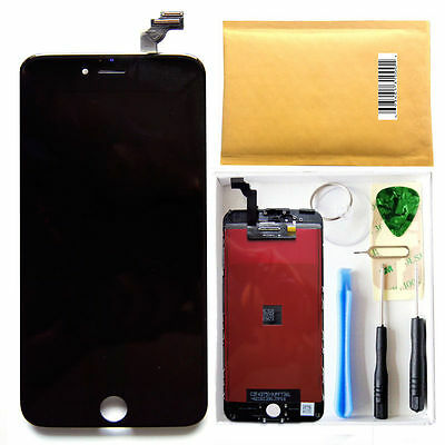 For iPhone 6 Plus LCD Touch Screen Digitizer Display Screen Replacement Black 6+