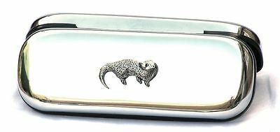 Otter Glasses Spectacle Case British Nature Animal Gift FREE ENGRAVING
