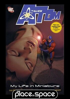 All New Atom Vol 1 My Life In Miniature - Graphic Novel